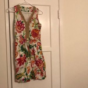 Vineyard Vines Floral Dress